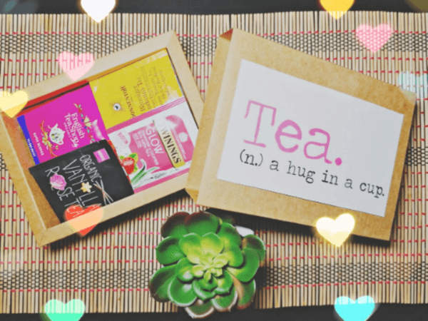 tea and book subscription uk